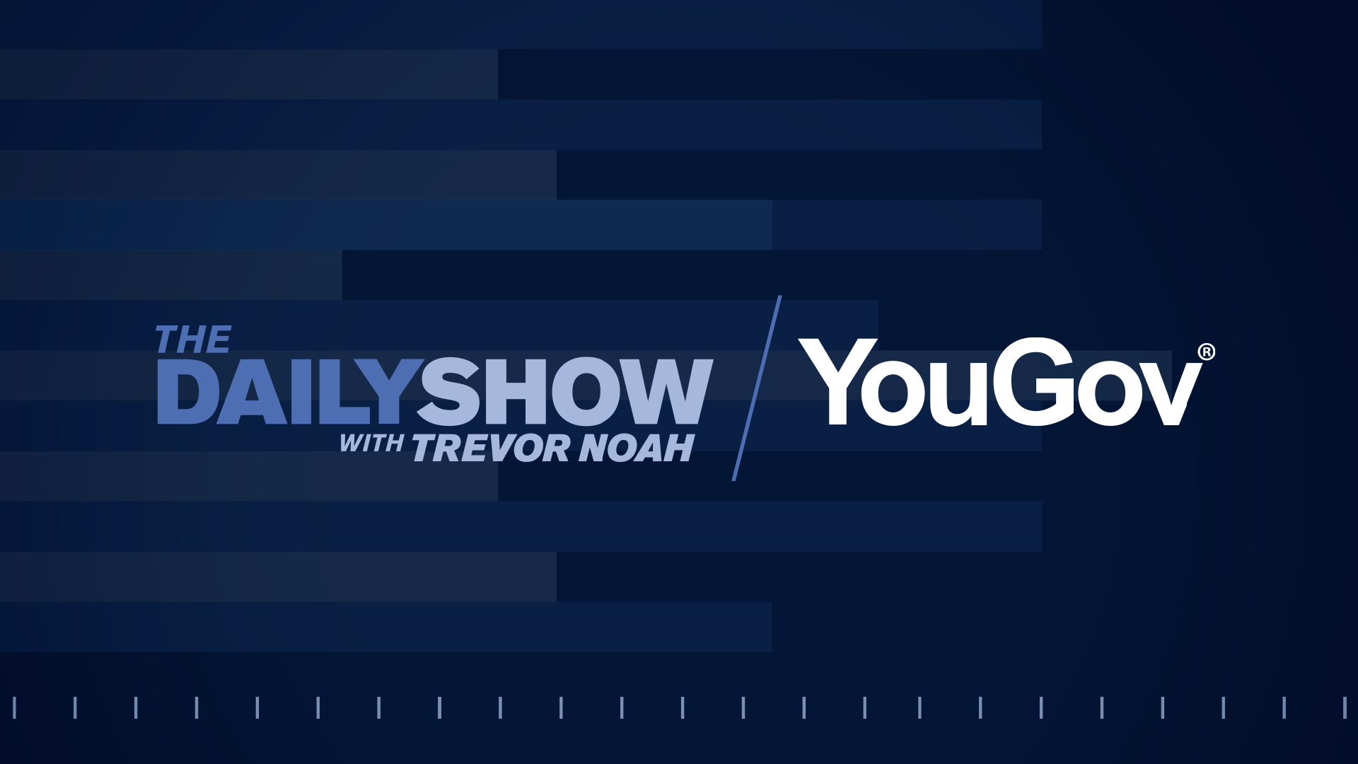 The Daily Show and Yougov logo 01